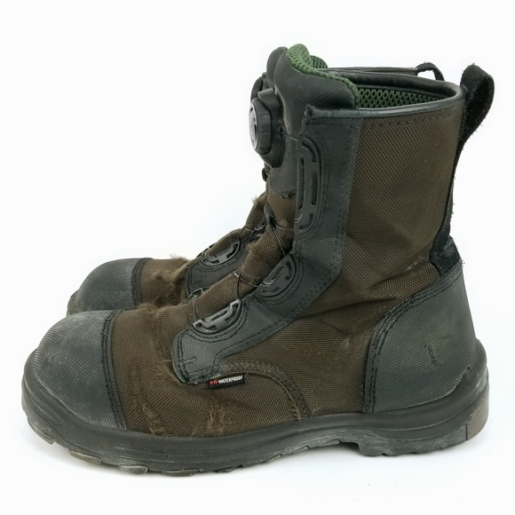 Red Wing 2492 Boa Safety Toe Boots